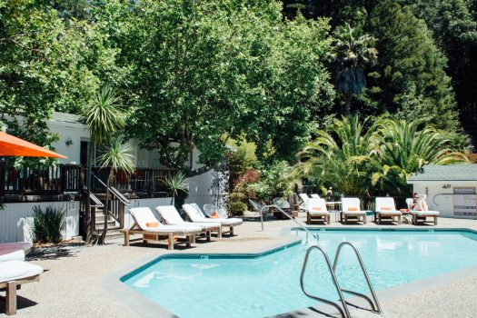 Stay at : Boon Hotel+Spa, Guerneville