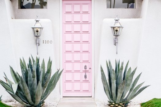 SNAPSHOT : #ThatPinkDoor + #NationalPinkDay