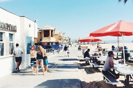 The Stuft Surfer Cafe – Newport Beach