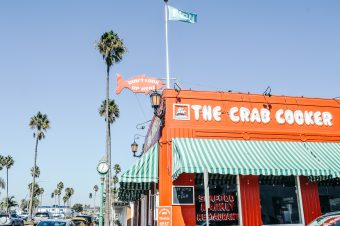 The Crab Cooker, Newport Beach