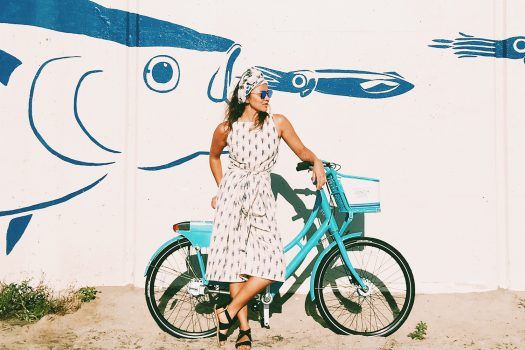 Long Beach with Marianna Jamadi, Photographer & World Traveler