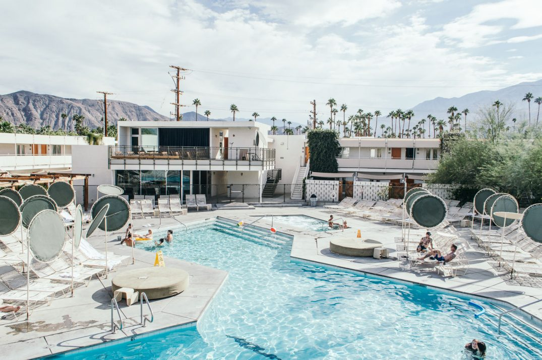 Ace Hotel Palm Springs California Weekend 1