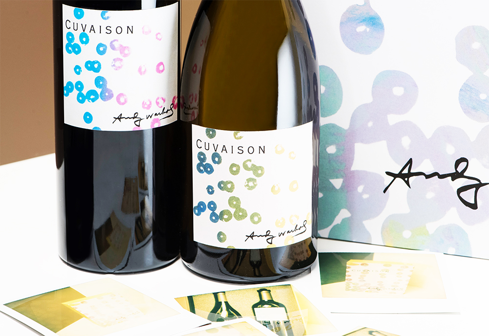 Cuvasion Winery and Andy Warhol