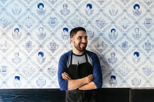 In the Kitchen with Dante Cecchini of Fiorella, SF