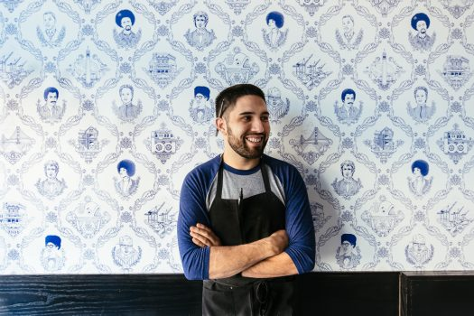 In the Kitchen with Dante Cecchini of Fiorella San Francisco