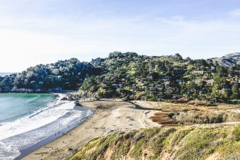 Hiking Tennessee Valley to Muir Beach