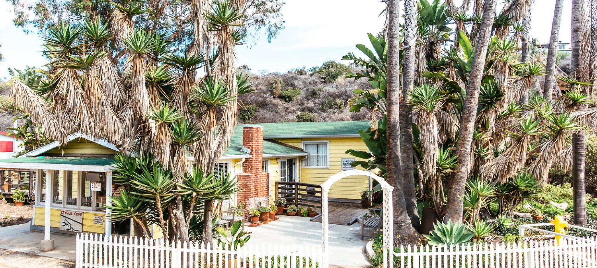 Step Back in Time with Crystal Cove Cottages