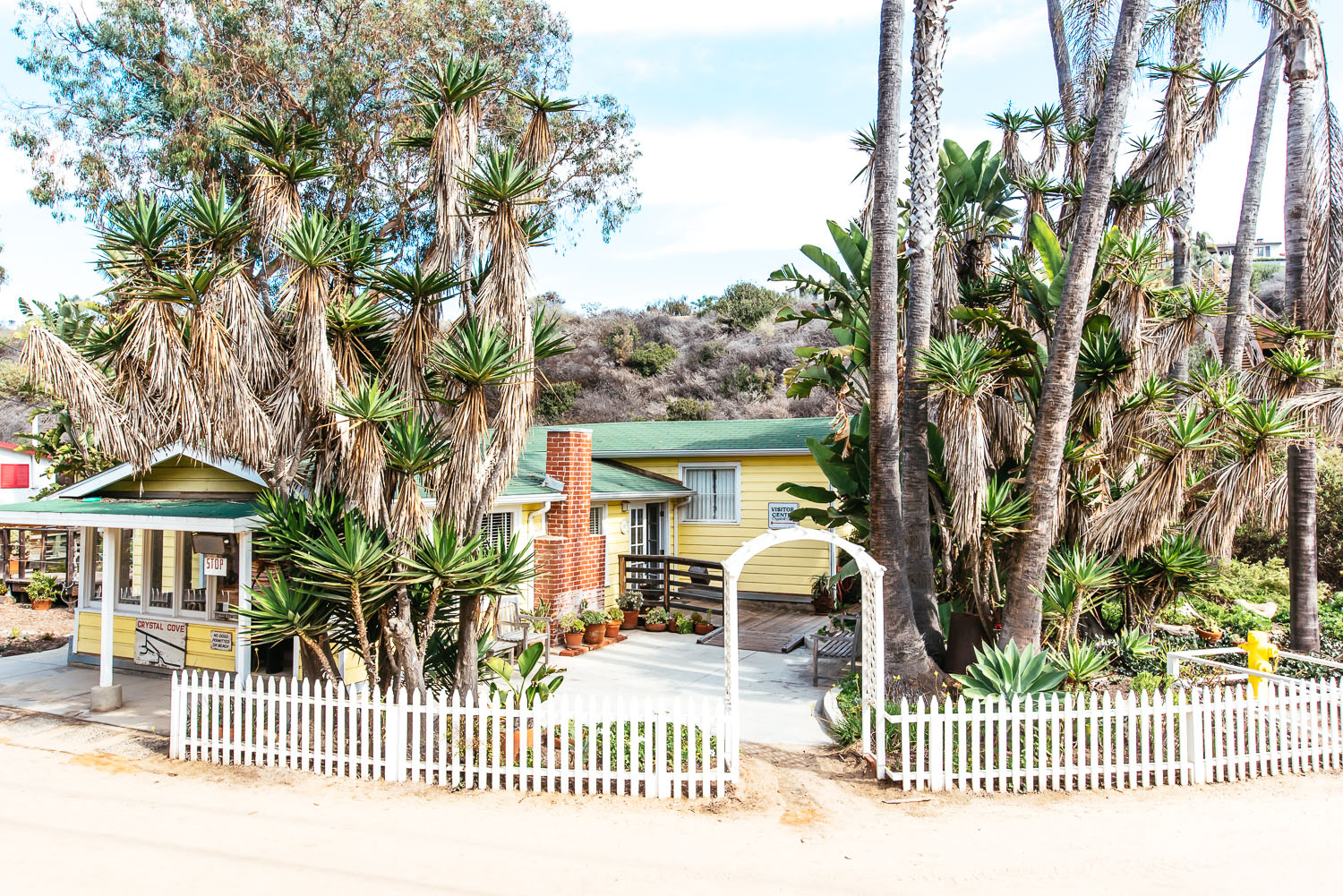 Step Back In Time With Crystal Cove Cottages California