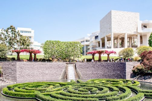 Snapshot :: The Getty Museum, Los Angeles