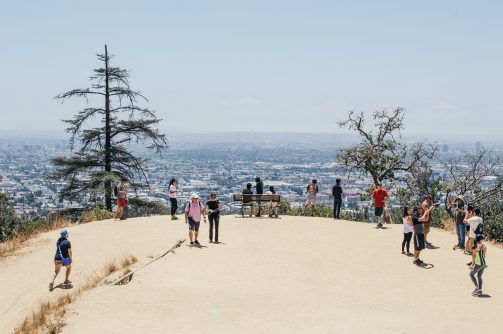 Griffith Park Hike, Los Angeles