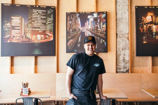 In the KItchen with Chef Kyle Itani of Hopscotch & Itani Ramen, Oakland