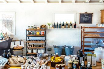 Pit Stop :: Parkside Cafe, Stinson Beach
