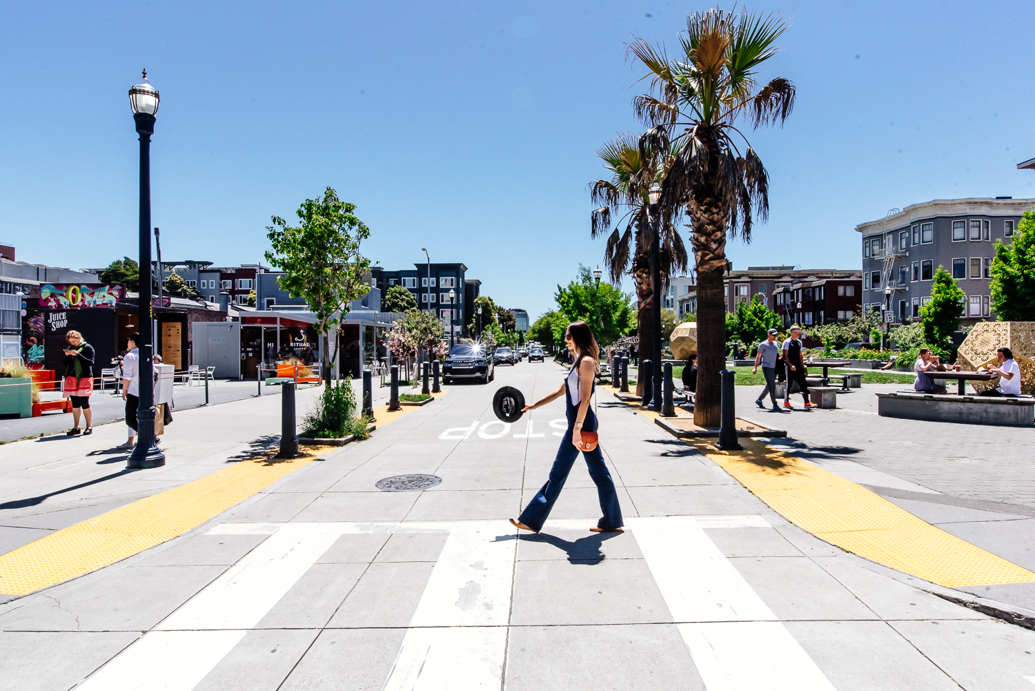Strolling hayes valley with natalia borecka founder of for Weekend getaway los angeles area
