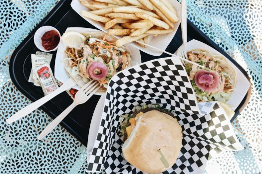 Best Road Trip Food along Highway One